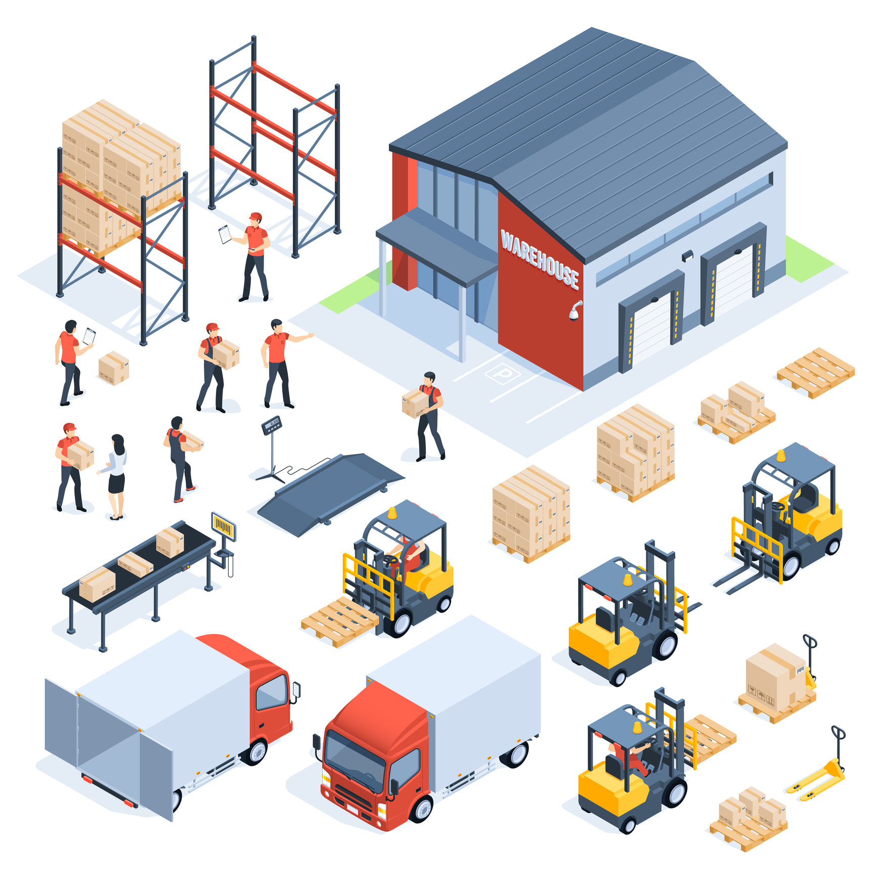 Common logistics problems