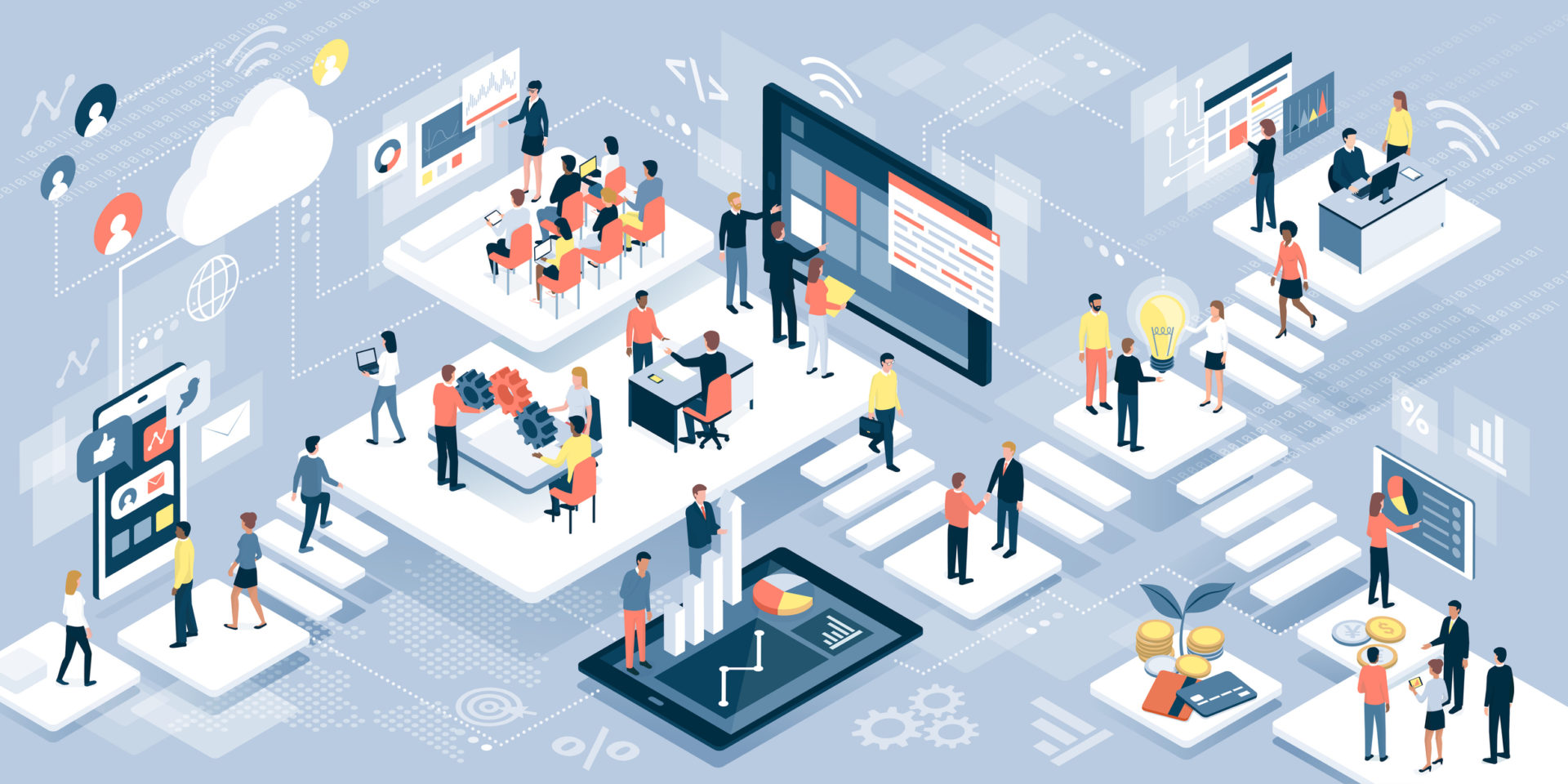 How to build a digital strategy?
