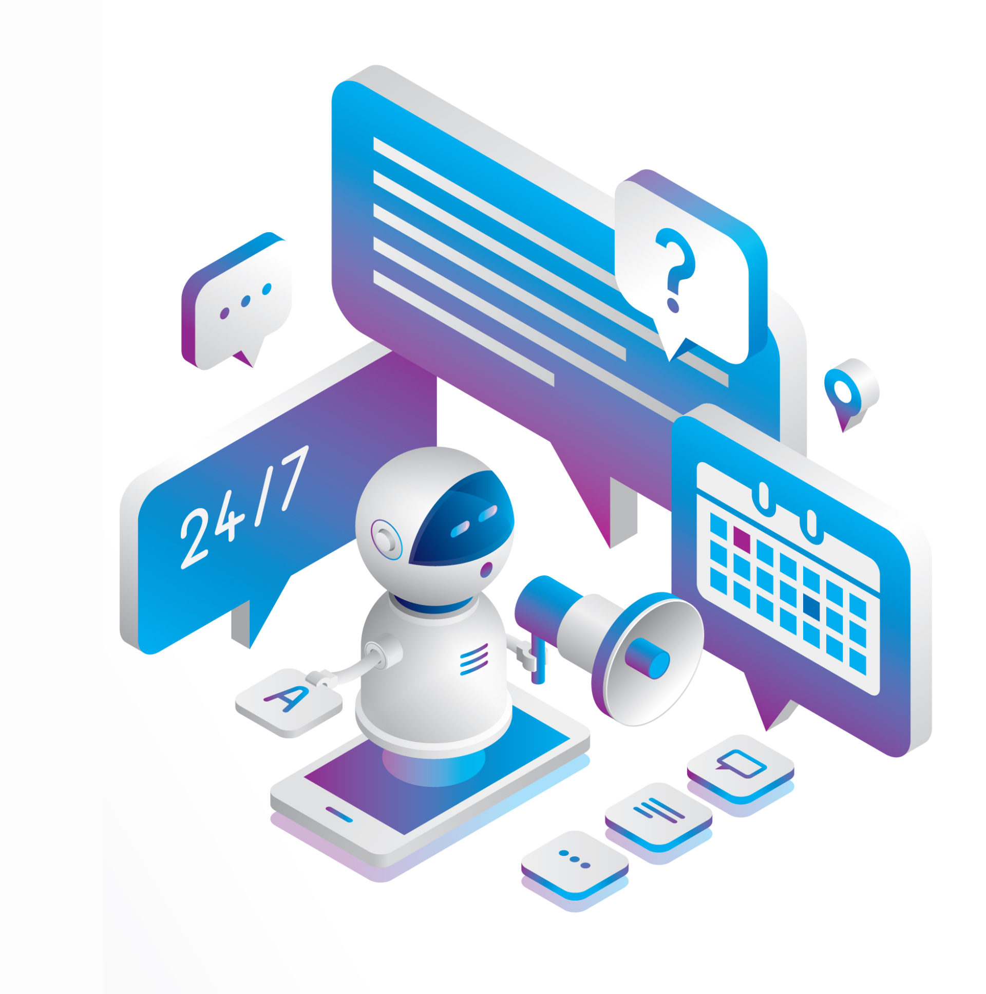 Digitalisation of customer relations