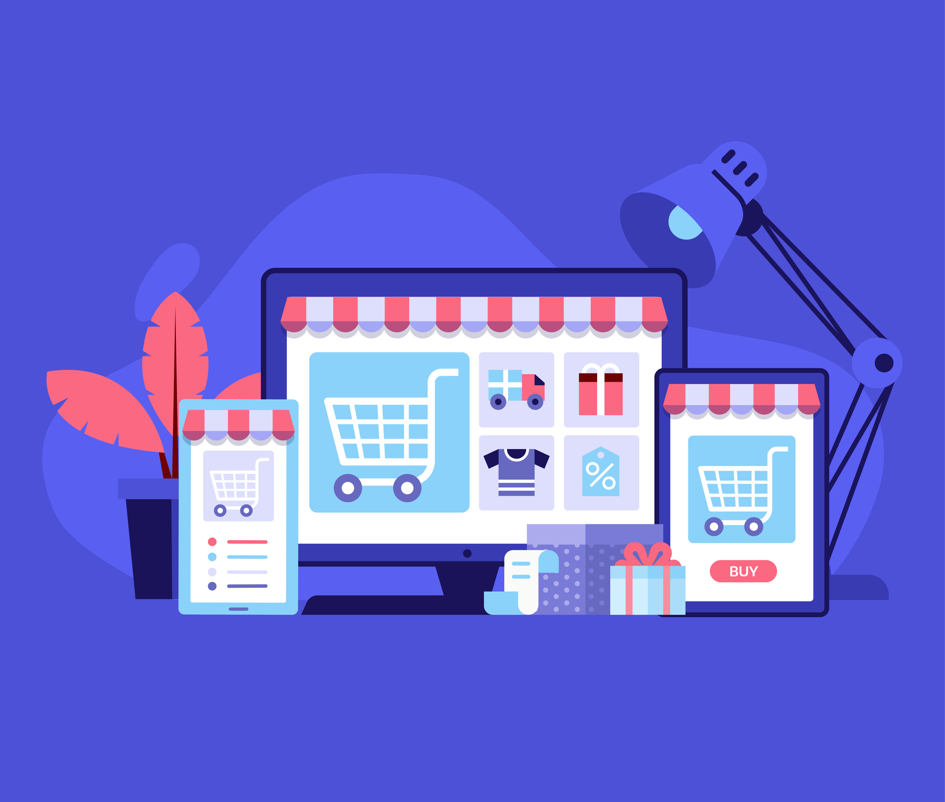 European e-commerce dominated by online marketplaces